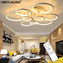 Modern led chandelier for living room, bedroom, kitchen, Ceiling hot sale super light 3 year warranty, 50%
