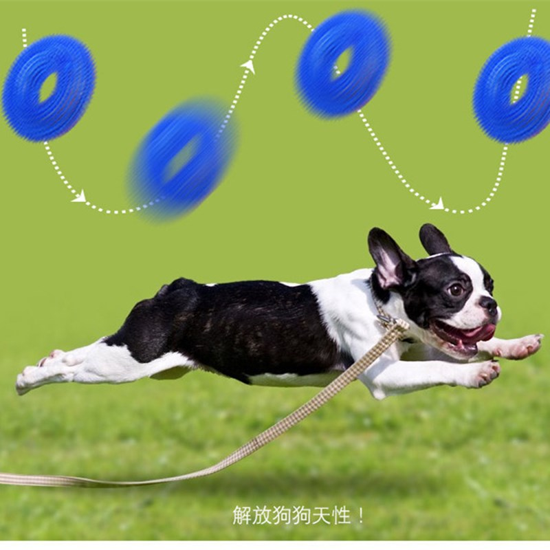Игрушка для домашних животных, кусающая звук игрушка, мяч, большая собака, золотые волосы с шипом, ТПР, игрушка для собак, чистка зубов, шлифо...