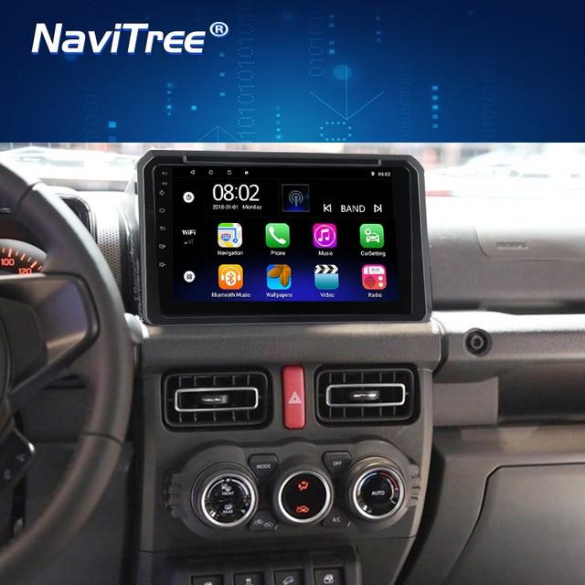 Android 2G+32G Car GPS Navigation Unit Player Radio For Suzuki Jimny 2019 Support DVR Wifi-OBDII REAR CAMERA