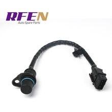 39180-3e100 sensor de posição do virabrequim para hyundai santa fe/kia optima rondo 2.7l 2006-2010 391803e100/39180 3e100