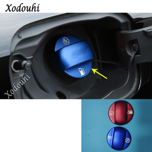 Внутренняя крышка автомобильного газового/топливного/масляного бака, наклейка, Обшивка Рамы для Peugeot 2008 3008 301 308 4008 408 508 206 207 5008 307 107 108