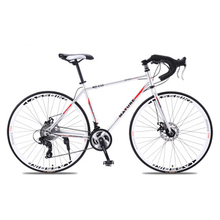 700c aluminum alloy road bike 21 27and30speed road bicycle Two-disc sand road bi