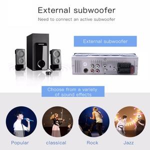 Image 4 - KEBIDU Car Radios Stereo Remote Control Digital Bluetooth Audio Music Stereo 12V Car Radio Mp3 Player USB/SD/AUX IN FM Receiver