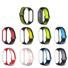 Bracelet Replacement Tpu-Strap Silicone Wristband Xiaomi-Band Wrist-Color for 6-5/4/3