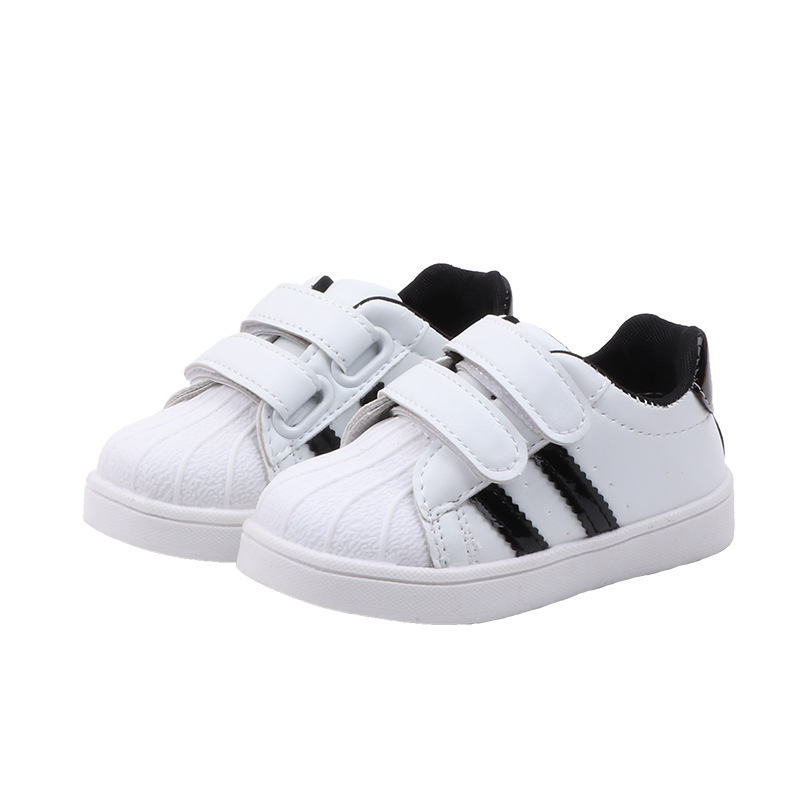 Boys Sneakers for Kids Shoes Baby Girls Toddler Shoes Fashion Casual Lightweight Breathable Soft Sport Running Children's Shoes 6