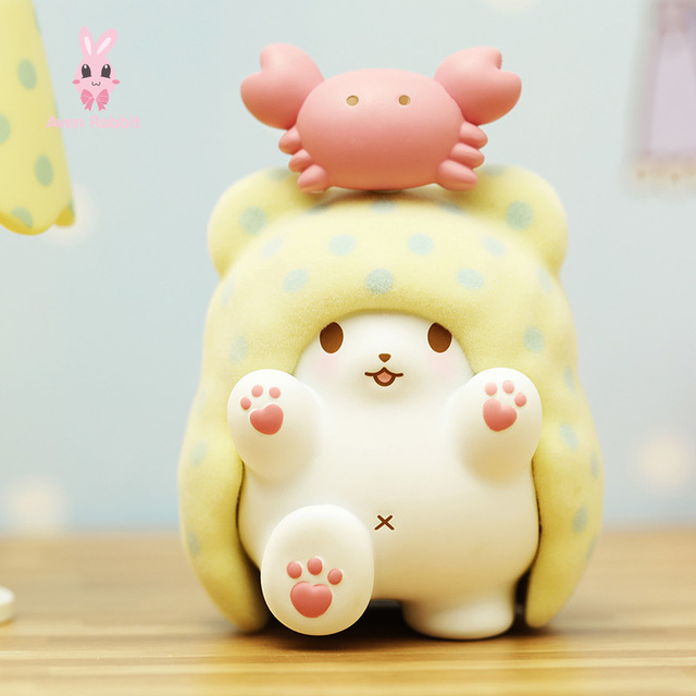 Blanket Bear Stay At Home Blind Box Toys Guess Bag Caja Ciega Blind Bag Toy for Girl Kawaii Figures Cute Model Birthday Gift 1