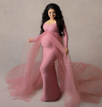 Women's Pregnancy Long Dresses