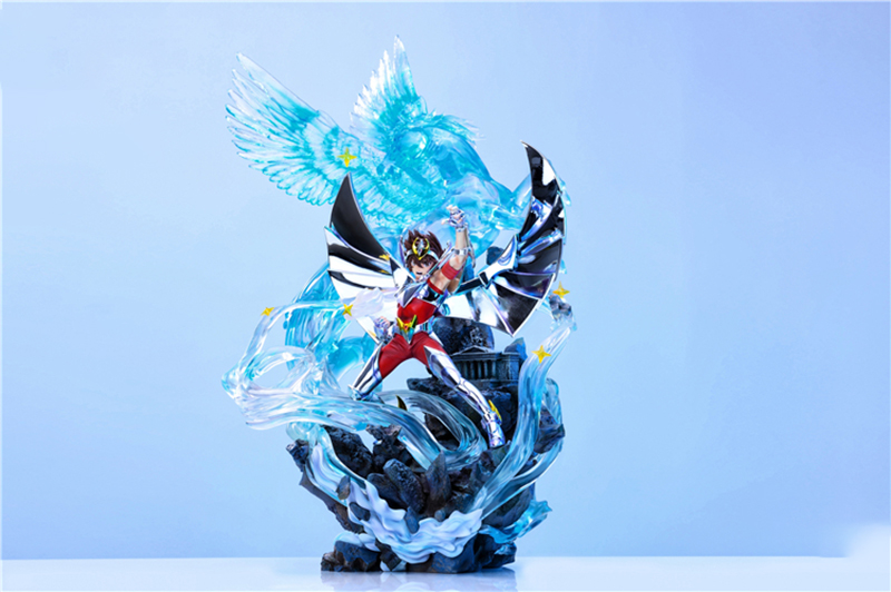 The Last Pegasus Seiya 1