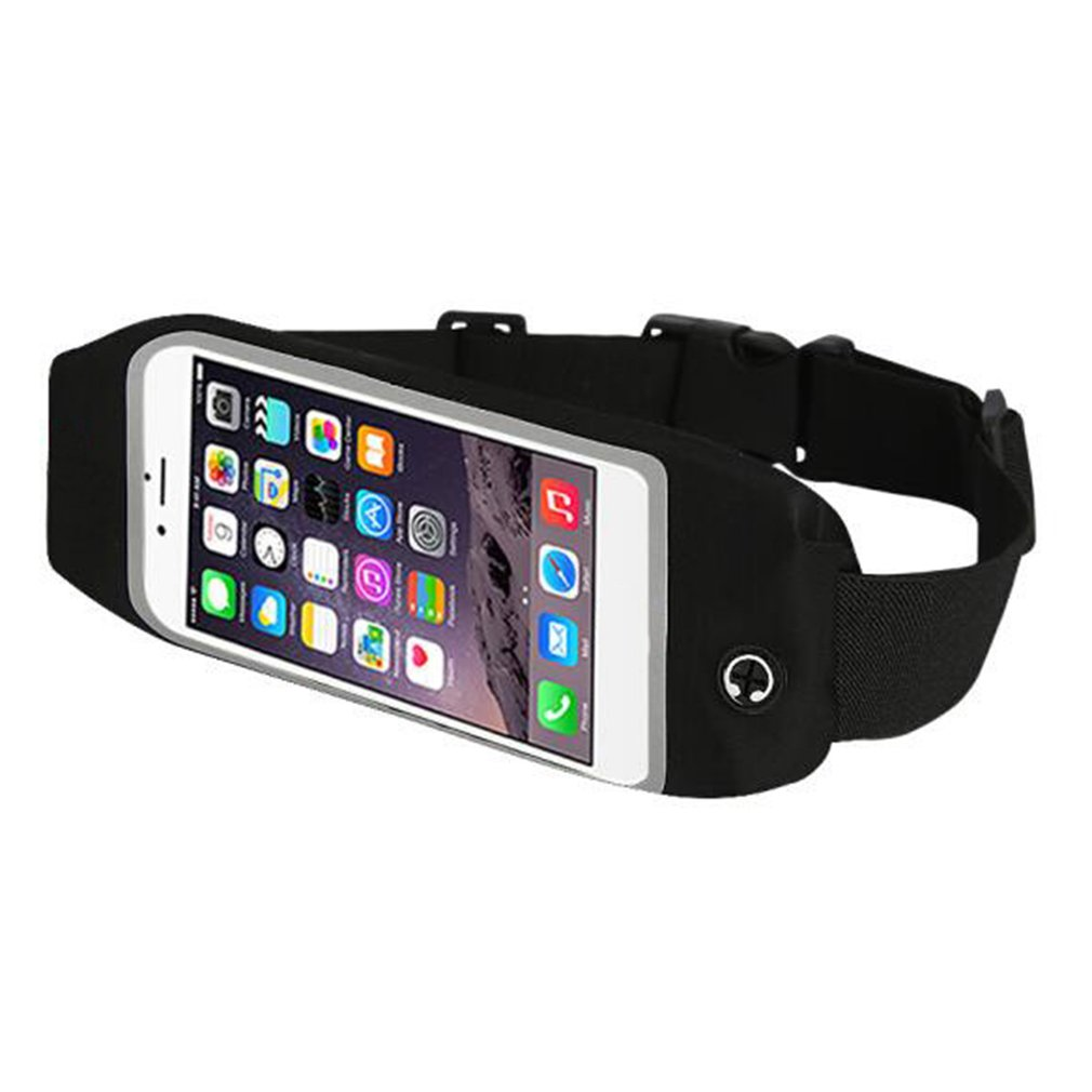 TY-002 Sports Bag Running Waist Bag Jogging Portable Waterproof Cycling Bag Outdoor Phone Anti-theft Belt Bag