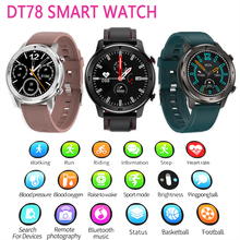 Smart Watch DT78 Men Bracelet Fitness Activity Tracker Women Wearable Devices Smartwatch Band Heart Rate Monitor Sport Watch