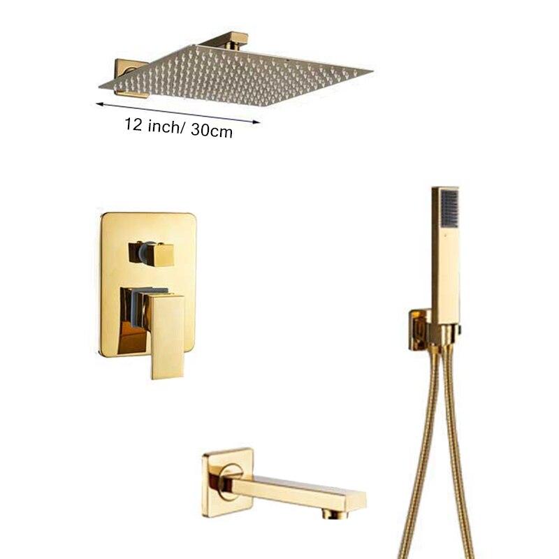 Golden C 12inch