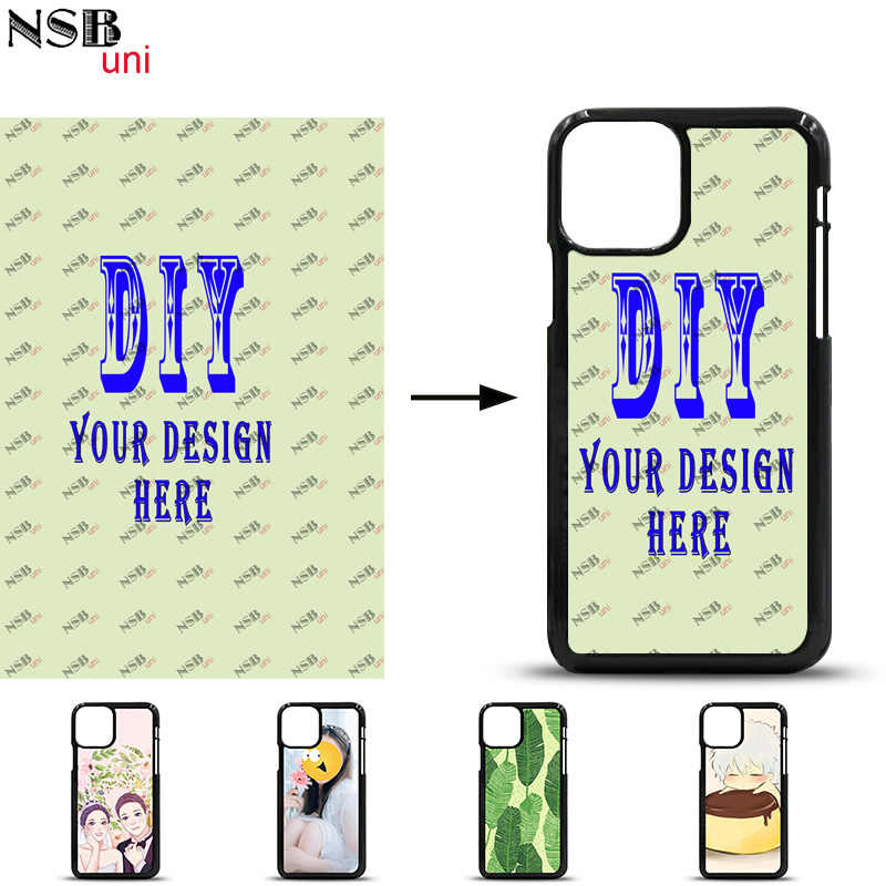 NSB Uni-Phone 11 Pro 5.8 Pribadi Kustom Sublimasi Kasus DIY Transfer Panas Mobile Phone Cover Kerang aku Ponsel 5.8