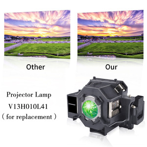 Image 3 - متوافق مع EMP S5 EMP S52 EMP T5 EMP X5 EMP X52 EMP S6 EMP X6 + مصباح بروجيكتور ELPLP41 V13H010L41 لإبسون