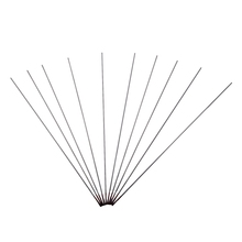 10Pcs Red Color Code Thorium Tungsten Electrode Head Tungsten Needle/Rod For Welding Machine