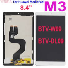 Original 8.4 Lcd For Huawei MediaPad M3 BTV-W09 BTV-DL09 Display Touch Screen Digitizer Assembly for