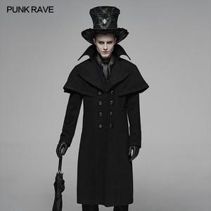 PUNK RAVE Men's Gothic Dark Cl