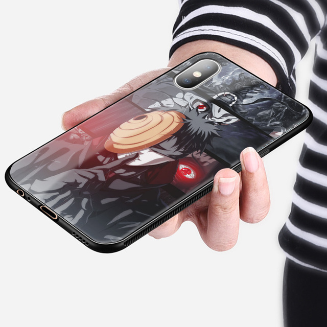 OBITO IPHONE CASE