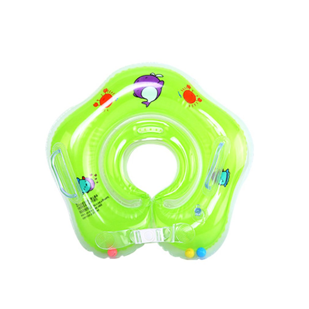 Baby Collar Newborn Collar Thickening Infant Swimming Ring Safe Children Lifebuoy Bath Special Ring