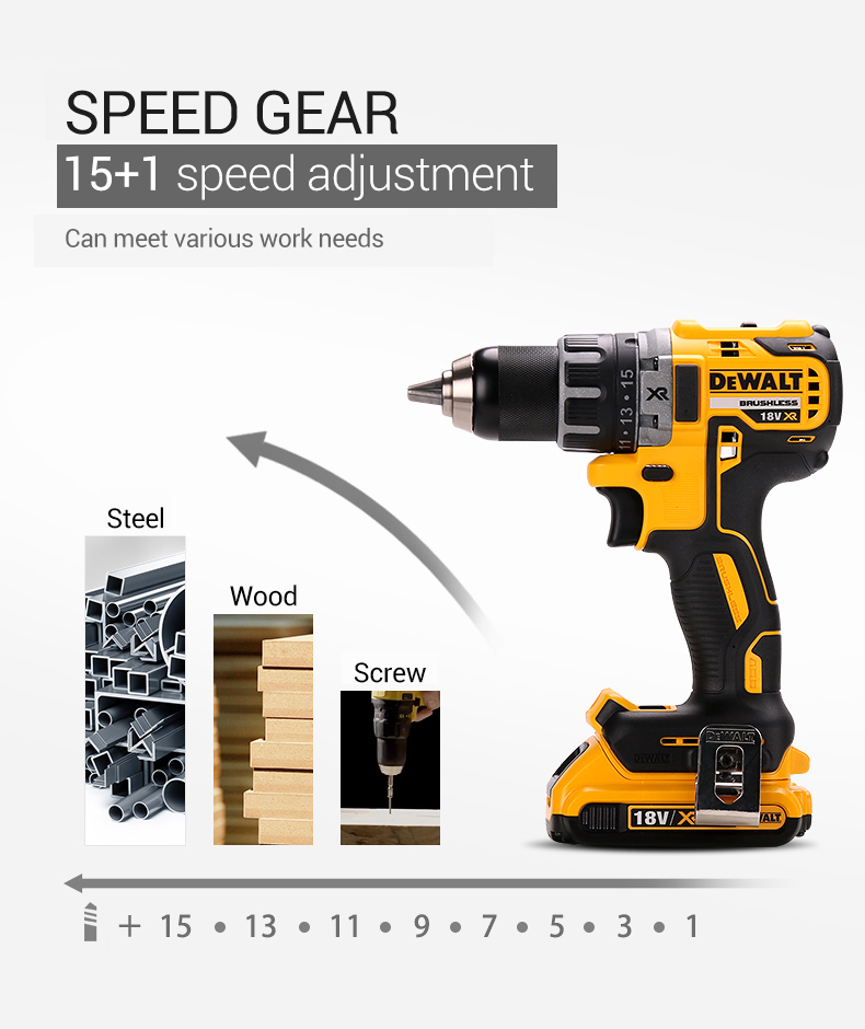 Speed gear DEWALT Original 18V