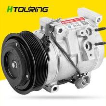 10S17C AC Compressor for Car Toyota 4Runner FJ Cruiser 4.0 V6 Prado 4000 GRJ120 8832035700 447180-5260 88310-35830 471-1413 6pk лобзик bosch pst 800 pel 06033a0120