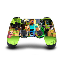 PS4 Controller Stickers Game PS 4 Vinyl Skin Sticker Decal Cover for Sony PlayStation 4 DualShock 4 Wireless Controllers