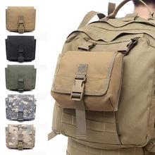 Уличная Военная тактическая поясная сумка спортивная подвесная