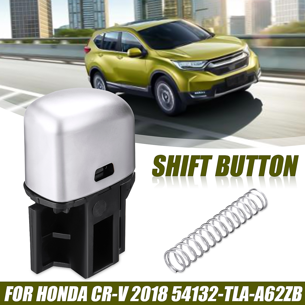 LHD Car Gear Shift Lever Button Switch 54132-TLA-A62ZB For Honda For CR-V CRV 2017 2018