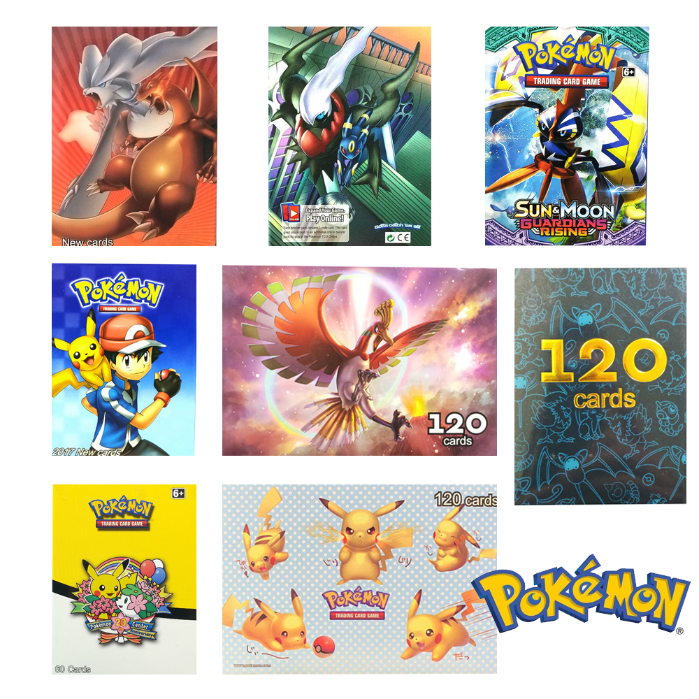 Takara Tomy PTCG Pokemon Cards GX EX MEGA  Flash Card Sword Shield Sun Moon Card Collectible Christmas Gift Children Toy