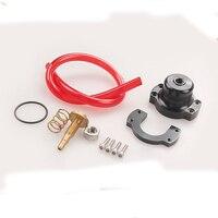 Aluminum Adjustable Fuel Pressure Regulator For 90-00 Honda Civic 90-01 ACURA INTEGRA