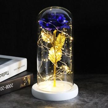 Enchanted Glass Rose 3