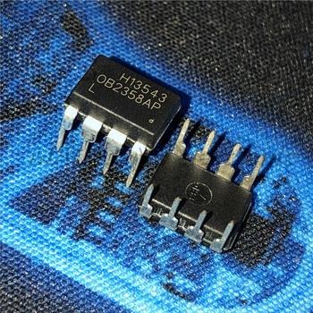 10 unids/lote OB2358AP DIP-8 OB2358A DIP8 OB2358 DIP chip de potencia IC en Stock nuevo original