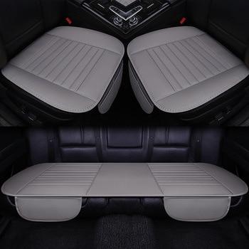 Pu Leather Car Seat Cover Covers for The Car Cushion Universal for Renault Laguna 2 3 Latitude Logan 2 Megane 1 2 3 4 Grandtour