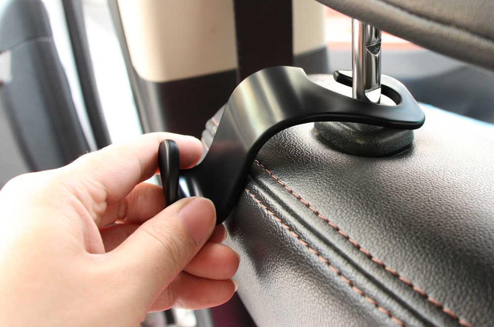 Support de suspension portatif de crochet arrière de siège de voiture pour opel astra j golf 7 hyundai i20 volvo s80 bora lancer mercedes w204