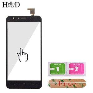 Мобильный сенсорный экран Для Doogee Y6 Y6C Y6 Piano Y6 Max сенсорный экран дигитайзер панель сенсорный экран Объектив сенсор Переднее стекло 3 м клей