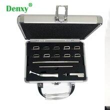 Denxy 1 صندوق تقويم الأسنان بين الداني المينا الحد الترددية نظام IPR تجريد كونترا زاوية أداة تقويم الأسنان
