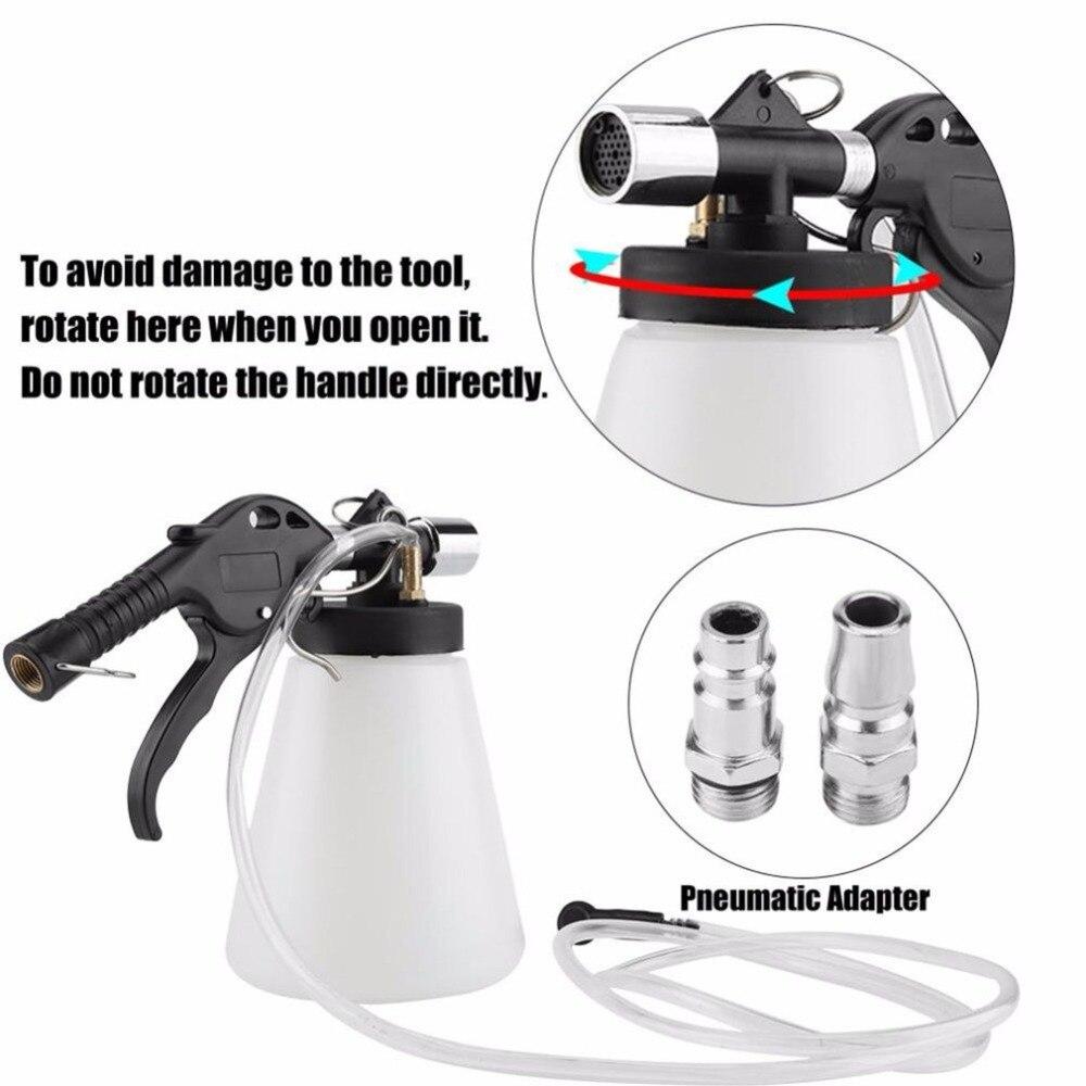 Автомобильный тормозной Bleeder кровоточащий комплект для замены жидкости Воздушный Пневматический гаражный вакуумный инструмент 180Ltr/мин набор 90-120PSI автомобильные аксессуары инструменты для автомобиля