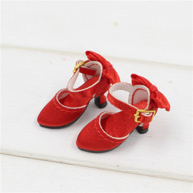 Neo Blythe Doll Red Shoes 1
