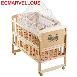 Peuter Dormitorio Infantil Vriendelijker Bett Cameretta Bambini Lozko Dla Dziecka Houten Kinderen Kinderbett Chambre Enfant Kid Bed