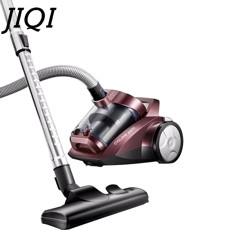 JIQI Vacuum Cleaner Strong Large Power Vacuum Cleaner Household Silent No Consumption Mini 4.5L 1600w
