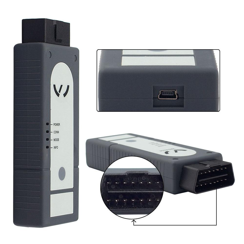 Closeout DealsDiagnostic-Tool Odis 5.1.6 OBD2 Wifi SKODA 5054A 6154 Audi Support OKI for VAG Better
