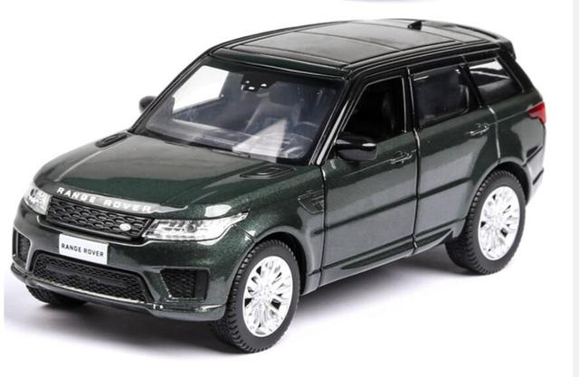 1:36 Vehicles Hot Wheel Car Land Rover Range Rover Machine Diecast Toy Model Metal BodyDiecasts & Toy Vehicles