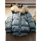 Duvet de canard blanc 2019 femmes veste d'hiver Long manteau épais pour les femmes vers le bas Parka chaud femme vêtements imperméable à l'eau