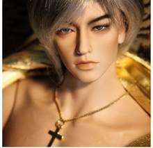 Boneca aetop bjd sd, boneca de 1/4 juntas, menino 1/4 corpo 49.5cm hdmi olhos gratuitos face up preço baixo para papua n