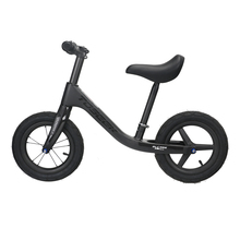 Carbon fiber Frame Children carbon complete bike For 2~4 Years Old Child carbon Bicycle Kids balance Bike balance bike no pedal walking bicycle with carbon steel frame adjustable handlebar and seat 110lbs 2 to 6 years old