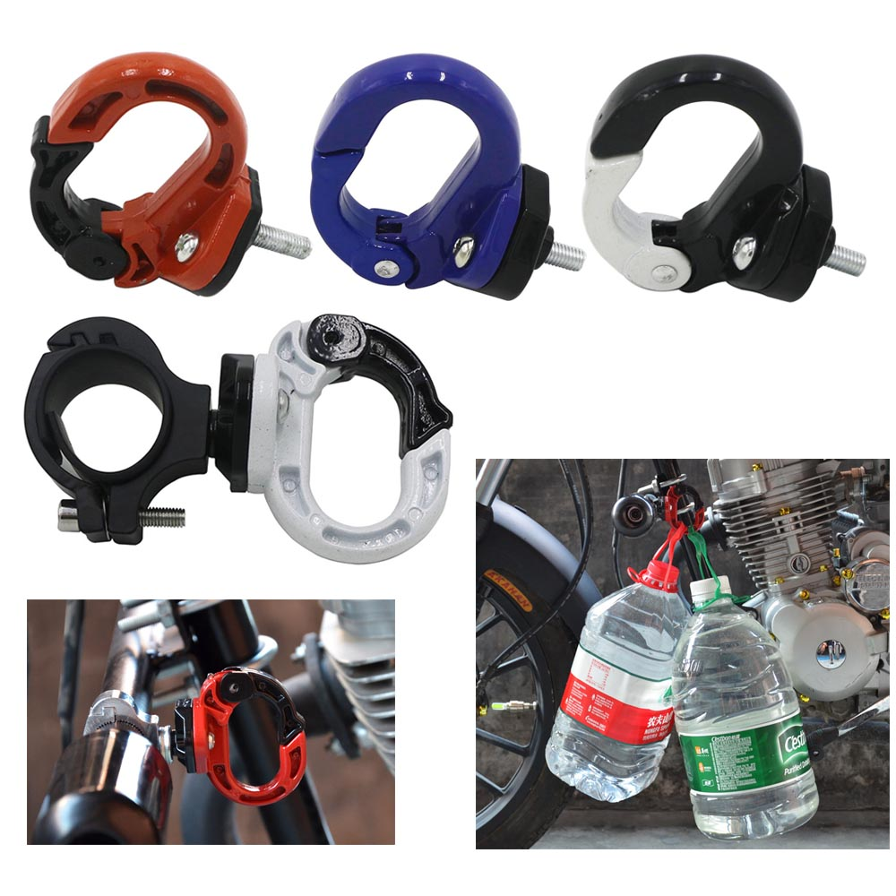Universal Hanging Bag Helmet Hook Claw Luggage Carrier For Honda Suzuki Kawasaki Yamaha Scooter ATV UTV Motorcycle Accessories