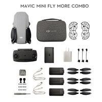 DJI Mavic Mini fly more combo/Mavic mini drone con cámara 2,7 k FCC MT1SS5 versión tiempo de vuelo 30 minutos original en stock