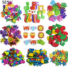 Kindergarten classroom wall layout materials EVA foam flower patch