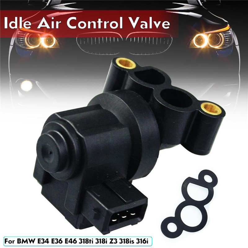 New Idle Air Control Valve for BMW 318i 318is 318ti Z3 0280140575 13411247988 Vehicle Idle Motor Control Valve|Idle Air Control Valve| |  - title=