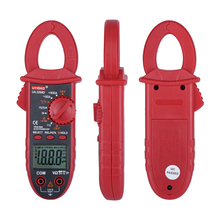 Multimeter Digital Voltage Tester Precision Clamp Meter T-RMS 6000 Counts Auto-ranging Temperature Capacitance Diodes Continuity