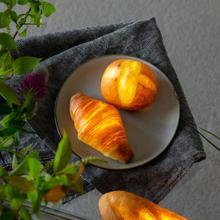 Vòng Tay Bánh Mì Đèn Ngủ Sáng Tạo Bàn Ăn Phòng Ngủ Nhà Trang Trí Mô Phỏng LED Bánh Mì Đèn Lễ Tình Nhân Người Yêu Quà Tặng